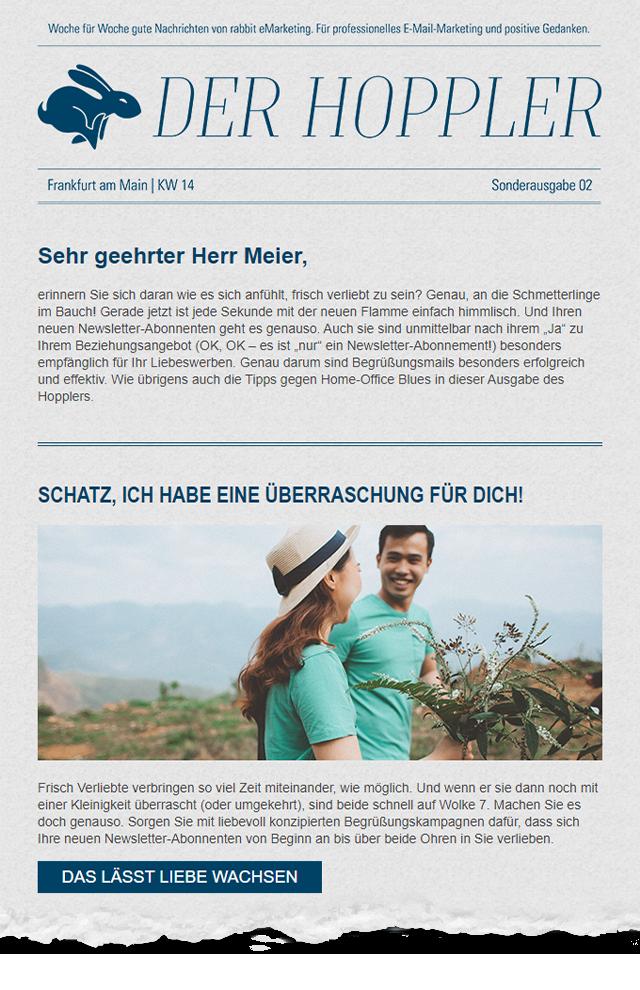 """""""Der Hoppler"""" - Ausgabe 02"""