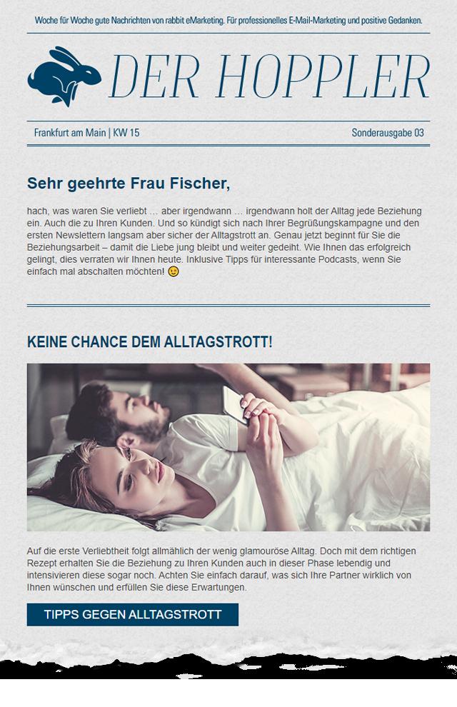 """""""Der Hoppler"""" - Ausgabe 03"""