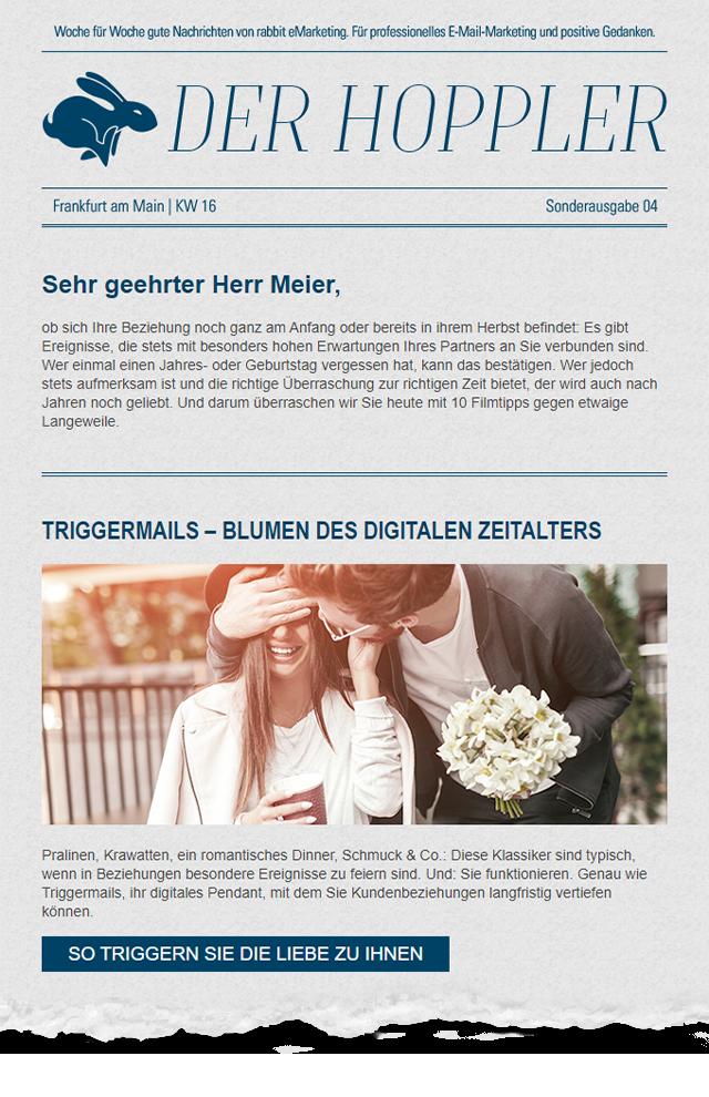 """""""Der Hoppler"""" - Ausgabe 04"""