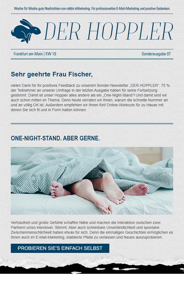 """""""Der Hoppler"""" - Ausgabe 07"""