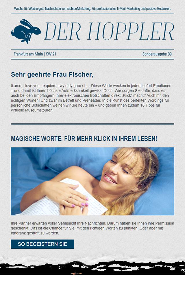 """""""Der Hoppler"""" - Ausgabe 09"""