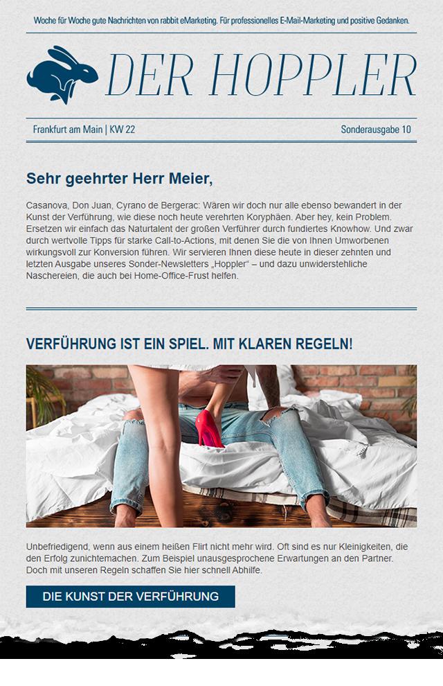 """""""Der Hoppler"""" - Ausgabe 10"""