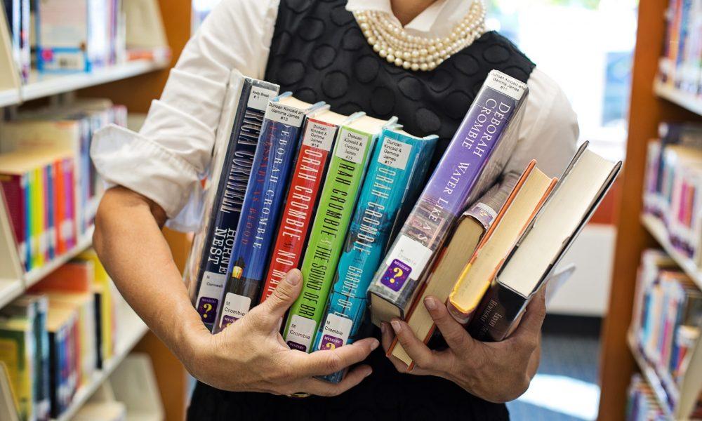 Büchereinkauf
